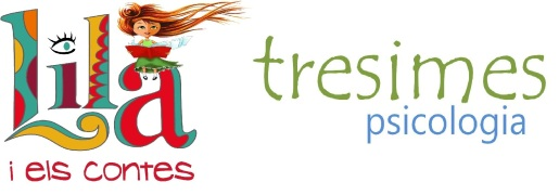 Logo Lila i els contes i tresimes psicologia