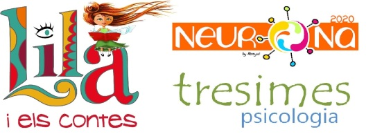 Logo Lila i els contes, Neurona  i tresimes psicologia.jpeg